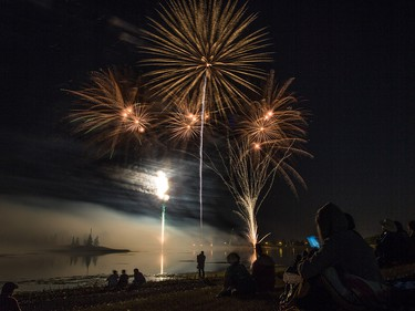 The Philippines lights up the night at Globalfest on Tuesday August 21, 2018.