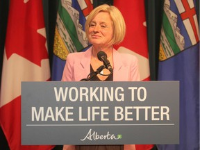 Alberta Premier Rachel Notley and her government are done like dinner, says columnist Chris Nelson.