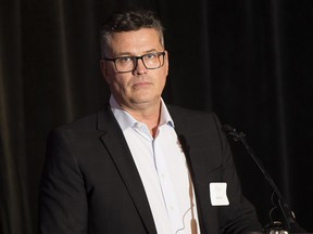 Ken Horn, president of Teedrum Inc., said the proposed SinoCan Global refinery project would process 167,000 barrels of bitumen per day into refined products. A final decision is expected in the next 24 months.