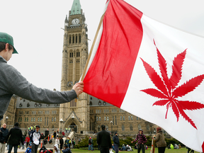Marijuana legalization day is here.