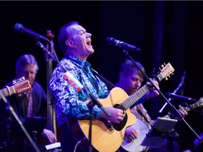 From the show, Rocky Mountain High: An Evening with John Denver.