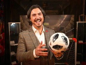 Calgary Cavalry FC head coach and general manager Tommy Wheeldon Jr. hopes to grow the sport of soccer in Calgary and Canada.