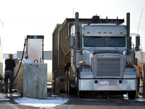 Imagine what it must be like running an Alberta-based trucking company in 2019. Talk about a perfect storm.