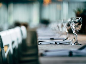 Plan a dinner party to talk about end of life decisions with family and friends is important.