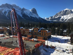 Jack Pine Lodge at Spring Creek is scheduled for completion in the first quarter of 2021, with one, two and three-bedroom units on offer.
