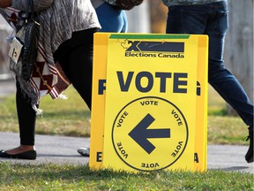 It was a beautiful day on Oct. 19, 2015, when Calgarians previously went to the polls in the federal election. The next election date, Oct. 21, is on a Jewish holiday, which has suddenly raised a ruckus.