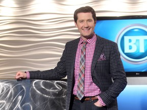 """City TV's Breakfast Television morning anchor and host Ted Henley is seen in this 2014 file photo. The show will be """"reimagined"""" in Calgary, and 11 jobs were affected due to the changes."""