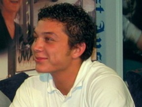 Allan Teather, 22, was shot to death in a southwest Calgary condo parkade on Jan. 9, 2008