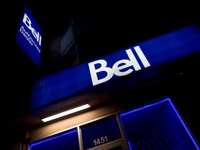 BCE argues CRTC's decision has brought wholesale broadband rates to below the cost of service, undermining incentives to invest and offer new products at a time when the nation is already struggling to retain business spending.