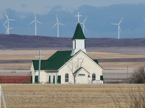 A new study from the Pembina Institute says, with the dropping of cost of renewable energy, it's possible to skip natural gas as a source of electricity after shutting down coal power.