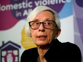 Jan Reimer (Executive Director, Alberta Council of Women's Shelters) released annual provincial data on domestic violence and women's shelters in Alberta on Wednesday December 4, 2019. These statistics show the extent of the ongoing domestic violence in Alberta and the impact of shelters on the lives of families using these services.