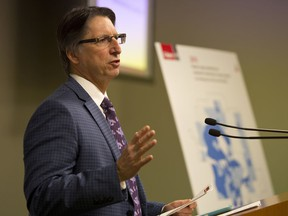 """City of Calgary assessor Nelson Karpa says market-value declines have reversed slightly for 2020. """"The market is at least putting some additional faith back in the downtown and overall office market here in the city of Calgary,"""" he said Thursday."""