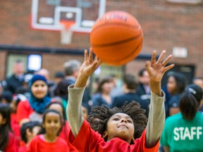 Basketball's biggest problem in Canada right now might be accommodating all the new interest it has generated.