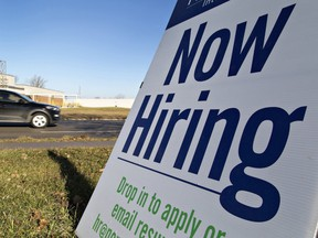 The UCP government is predicting the Alberta economy will return to full employment by 2023, even though other private forecasters have suggested the province's jobless rate will remain significantly elevated for at least the next four years.