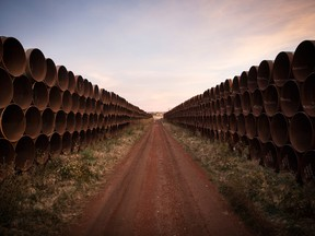 The Keystone XL pipeline is still the subject of a legal challenge in Montana, and additional federal permits are still necessary.