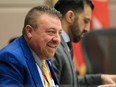 Calgary councillor Joe Magliocca was photographed during a council meeting on Monday, February 24, 2020. Council earlier approved a motion to launch a forensic audit of Magliocca's expenses. Gavin Young/Postmedia