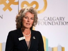 Eva Friesen , president and CEO of the Calgary Foundation.