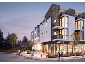 Eagle Crest's plan for its development on 24th Avenue N.W.