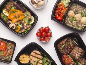 While eat-in meals at local eateries are not allowed, there are tons of options available for pickup and delivery in Calgary.