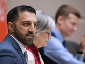 City of Calgary councillor George Chahal was photographed during a council session on Monday, February 3, 2020.  Gavin Young/Postmedia