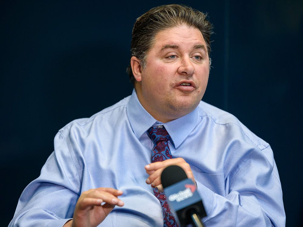 Kent Hehr withdraws from mayoral race citing illness