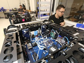 Attabotics has doubled its staff to 230 employees since December 2018.