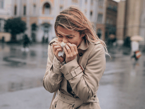 Studies suggest a dual or co-infection — flu, plus COVID-19 — is rare, but a risk.