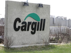The Cargill meat packing plant near High River, where more than 900 workers tested positive for COVID-19 in April and May 2020.