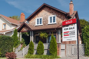 Calgary's resale housing market recored year-over-year growth in July.