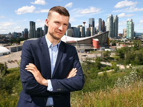 Ward 11 Coun. Jeromy Farkas has declared his intention to run for mayor in the next municipal election.