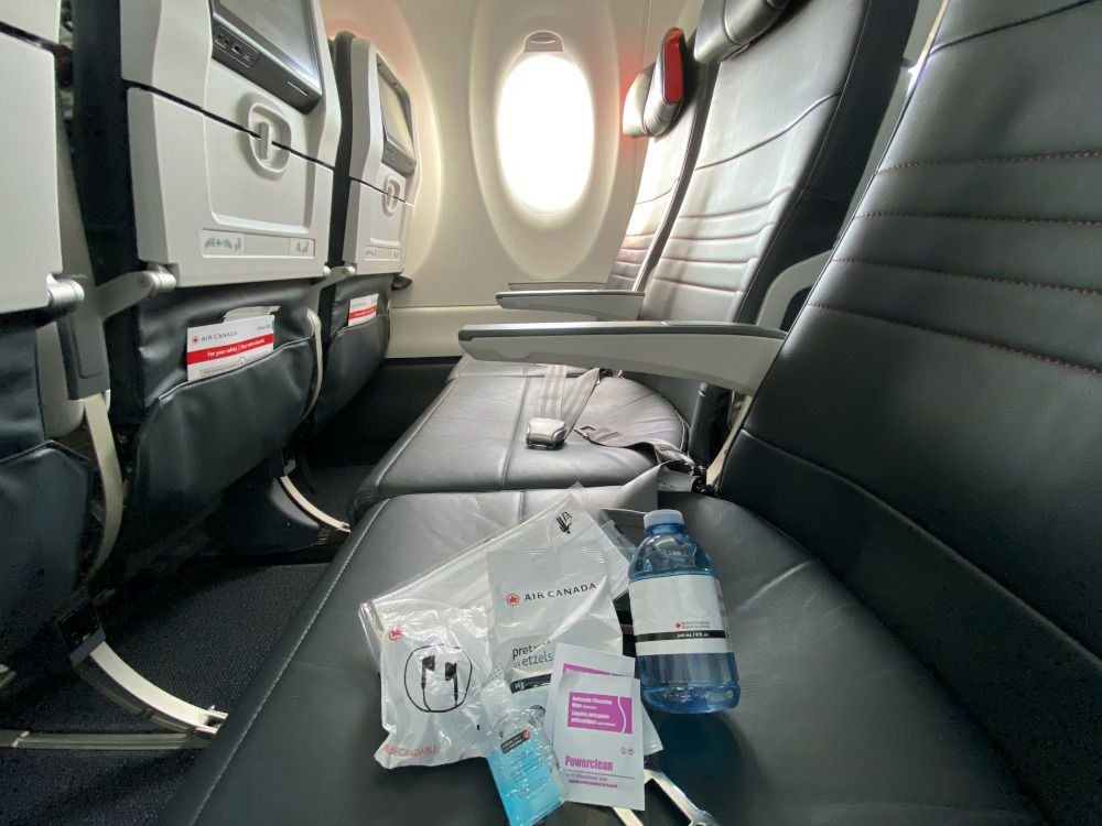 Air Canada Clean Care plus