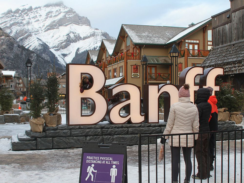Banff to start year-round pay-to-park program for visitors in downtown