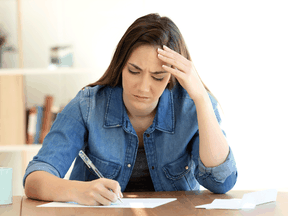 A Canadian survey released in December found 40 per cent of respondents said their emotional well being had deteriorated since last March.