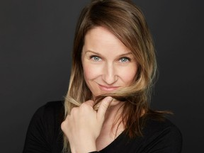 Author Ali Bryan. Photo by Phil Crozier.