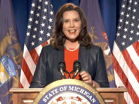 Is Gov. Gretchen Whitmer trying to shut down Line 5 in an attempt to squeeze money out of Enbridge to boost Michigan's bottom line? asks columnist Danielle Smith.