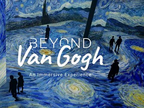 Beyond Van Gogh is an immersive show coming to Calgary.