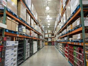 The growing popularity of e-commerce and other new business trends is driving demand for warehouse space.