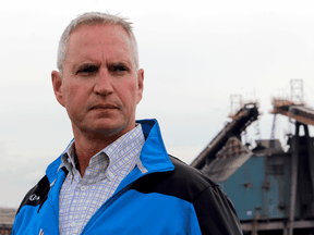 """Suncor president and CEO Mark Little: """"We see carbon utilization and storage as a key enabler in meeting our shared environmental objectives."""""""