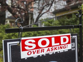 """In February, Bank of Canada Governor Tiff Macklem said the housing market was showing signs of """"excessive exuberance,"""" in the central bank's first indication of concern as national real estate prices had jumped 25 per cent from the year before."""