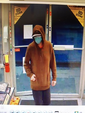 Calgary police are asking for the public's help in identifying a man believed to be connected in a string of robberies in the southeast and northeast parts of the city.