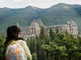 Fairmont Banff Springs, above, Fairmont Jasper Park Lodge and Fairmont Chateau Lake Louise are offering Get Real — Experience it ALL, providing special deals and exclusive perks for multi-night visits.  CHRIS AMAT/FAIRMONT BANFF SPRINGS