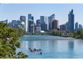 While home sales fell across Canada year over year, they grew in Calgary.