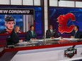 The Calgary Flames selected sniper Matthew Coronato  with the 13th-overall pick in the 2021 NHL Entry Draft.