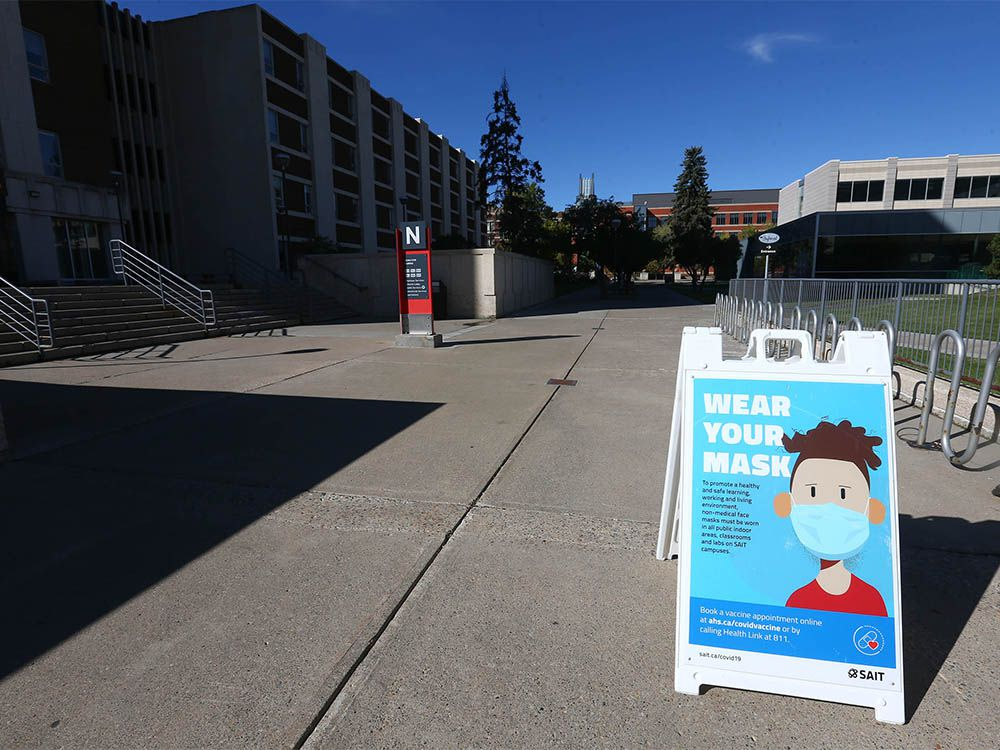Calgary post-secondaries prepare return to campus after classes cancelled