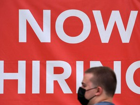 Alberta's unemployment rate dropped 0.6 per cent from July, down to 7.9 per cent.