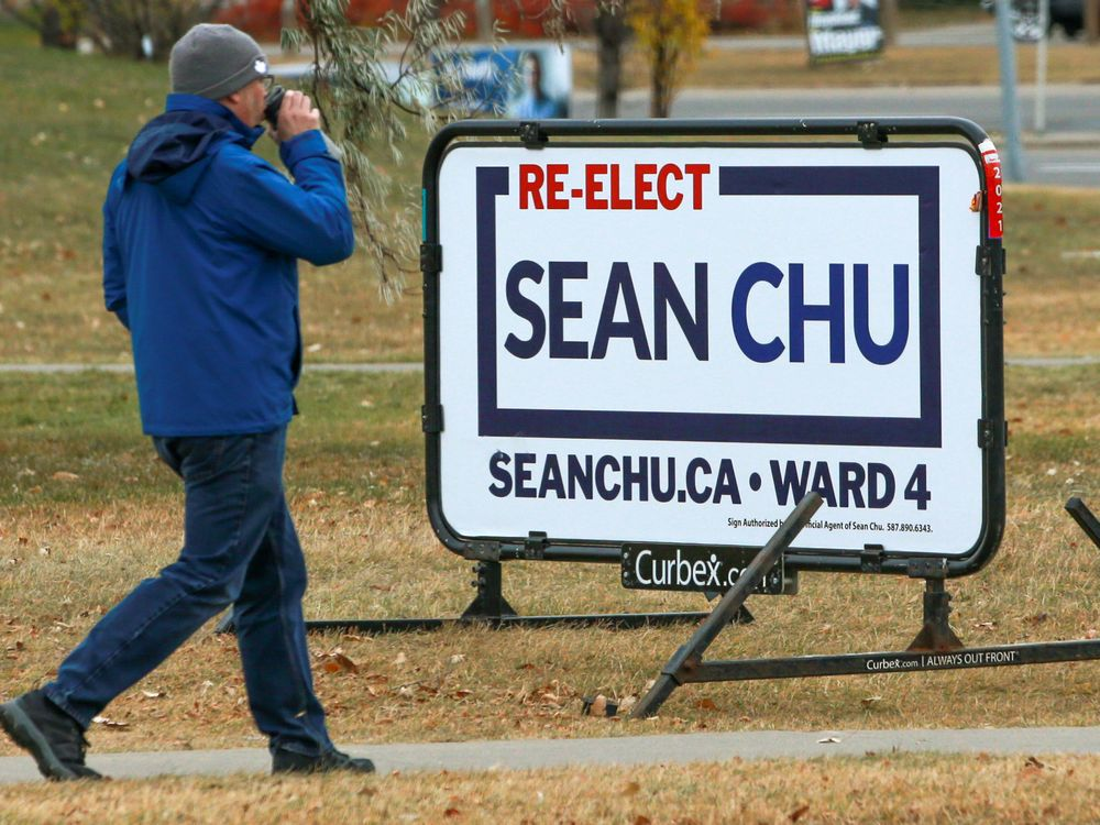 Embattled incumbent Sean Chu leading in tight race against DJ Kelly in Ward 4