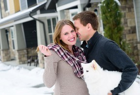 Expecting Homeowners Who Have It All
