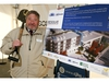 Gord Sand, Executive Director Calgary John Howard Society as the Resolve Campaign and the Calgary John Howard Society break ground for the new John Howard Sciety building at 4444 Builders Road S.E. in Calgary on Thursday March 15, 2018. Darren Makowichuk/Postmedia