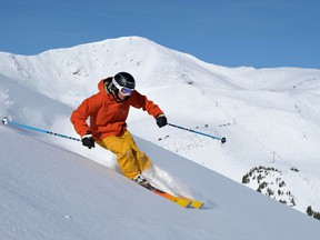 Situated in the heart of the Canadian Rocky Mountains in Alberta's Jasper National Park, Marmot Basin offers 3,000 vertical feet (914m) of skiing and snowboarding on 1,675 acres of varied terrain. Photos supplied by Marmot Basin