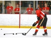 Onlookers watch an on ice session at Winsport during the Calgary Flames development camp in Calgary on Friday, July 6, 2018. Jim Wells/Postmedia